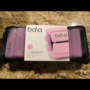 NEW Bala Bangles Blush Pink 1lb